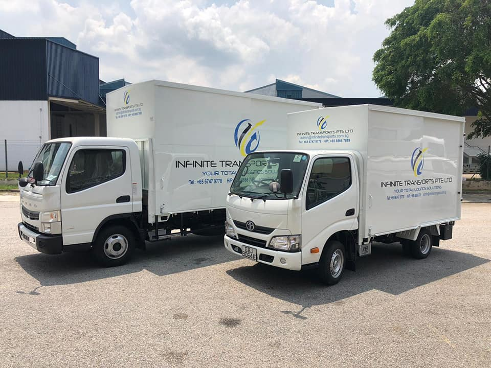 Customised transport and logistics solutions